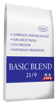Basic Blend 21/9 Dog Food