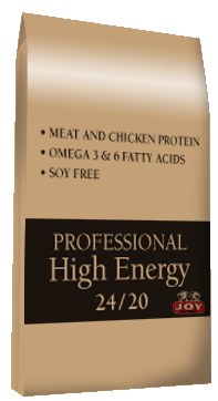 High-Energy Dog Food