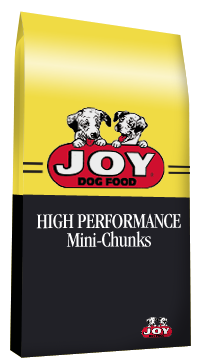 High-Performance Mini-Chunks Dog Food