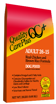 Adult 26-15 Dog Food